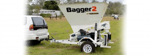 Bagger2 is a mobile semi-auto sand bagger