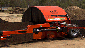 CT270 CT360 Compost Turner