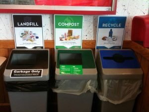Composting first a trend, is now becoming the law