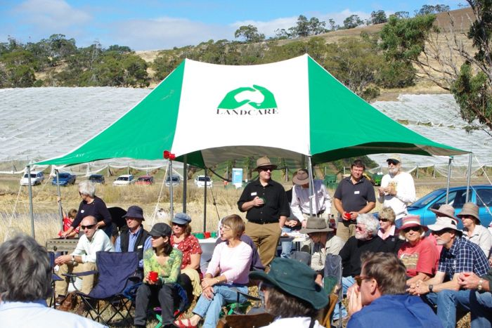 Landcare Grants - Regional Land Partnerships Program