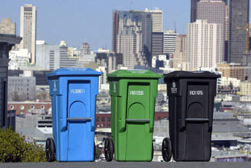 San Francisco's Zero Waste program