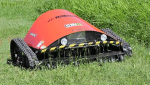 Langstrå Remote Controlled Slope Mower