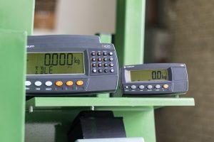 Bagger3 HD Dual Weighing Controls