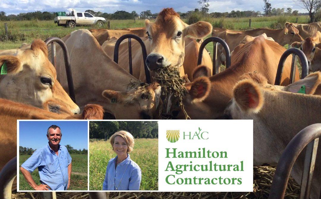 Hamilton Agricultural Contractors