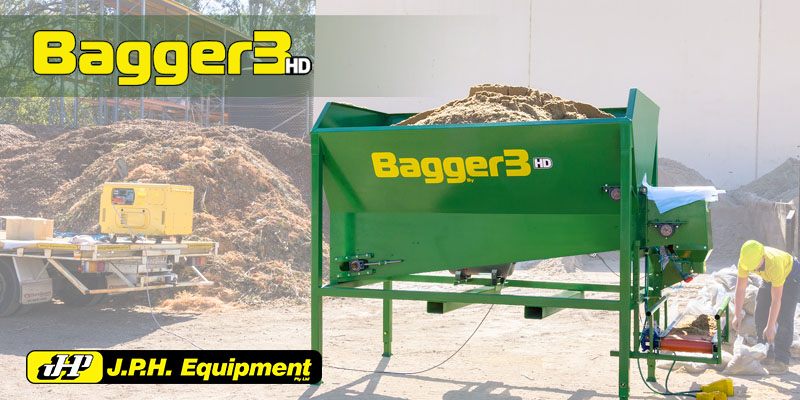 Bagger 3 HD from JPH Equipment