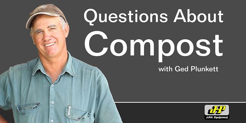 Questions about composting